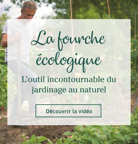 vidéo fourche écologique botanic