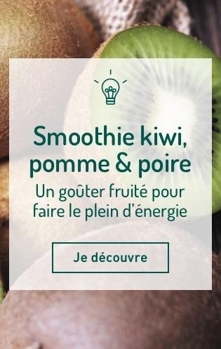 Recette de nectar de kiwi