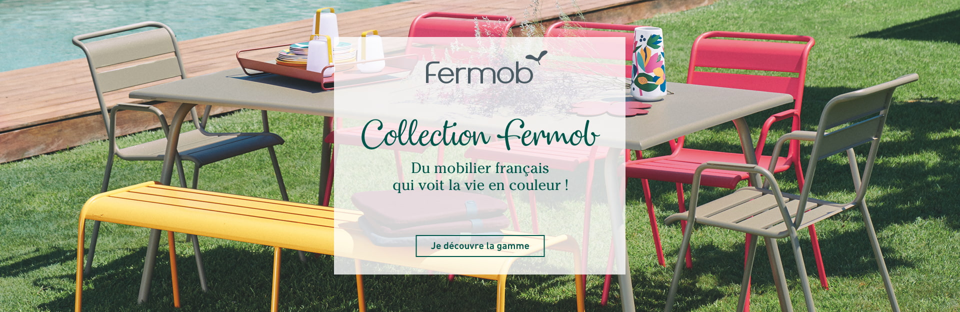 Collection Fermob