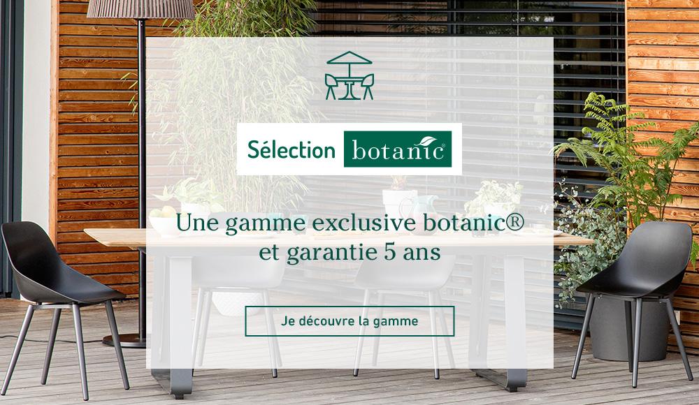 Mobilier De Jardin Mobilier Exterieur Pour Votre Jardin Botanic