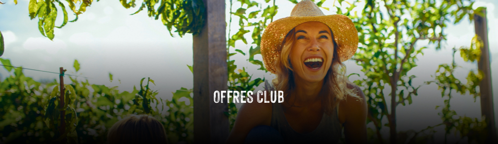 Offre club botanic