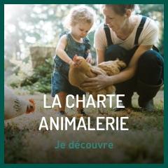 La charte animalerie