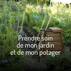 Prendre soin de mon jardin & de mon potager