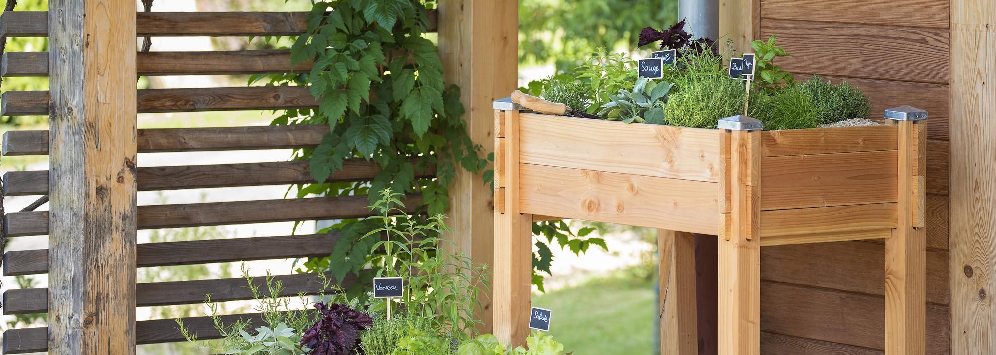 Potager 3 Etages Botanic un potager sur mon balcon - botanic®