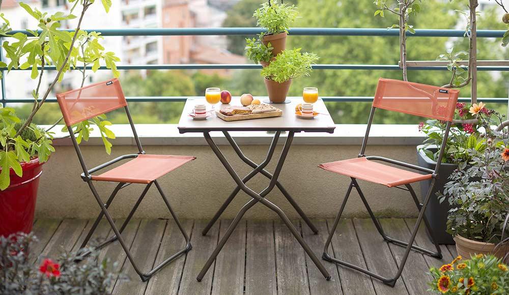 Tables Et Chaises De Jardin Botanic