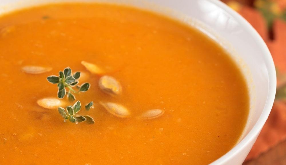 Goûtez aux soupes froides