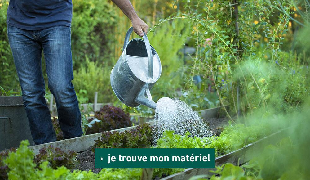 Récupérez l'eau de pluie