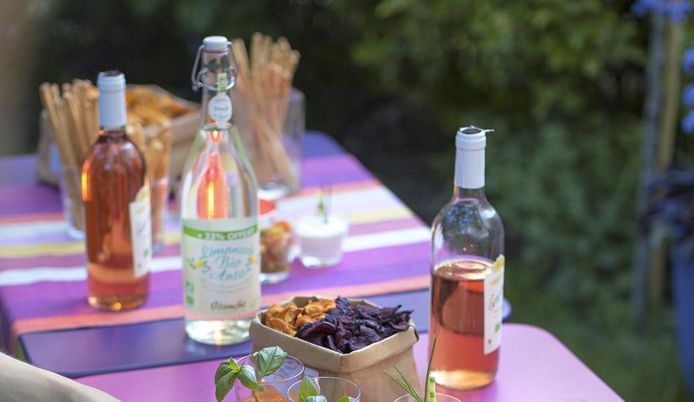 La foire aux vins d'automne